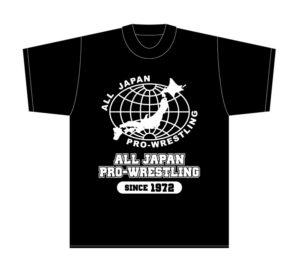 全日Tシャツ(黒×白)_1